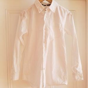 Place White Shirt. Size 14